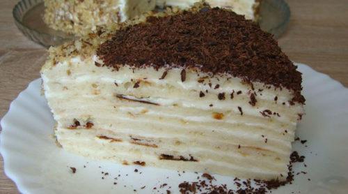 Мегатворожный-торт-на-сковороде