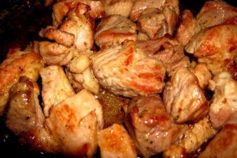 Мясо-по-грузински