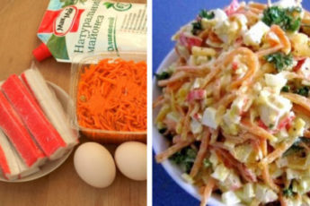 Ochen-prostoj-salat-s-morkovyu-syrom-i-krabovymi-palochkami-500x278