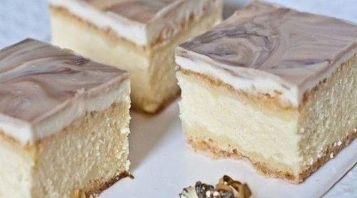 Пирожное-Королевский-мрамор