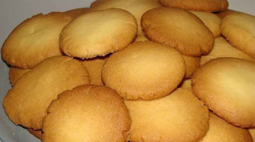 Простой-рецепт-песочного-печенья