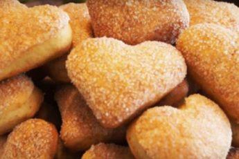 Сладкое-домашнее-печенье