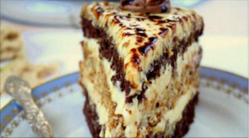 Торт-«Халва».