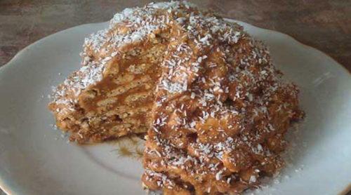 Торт-Муравейник-за-10-минут