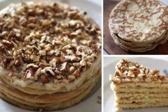 Торт-на-сковороде-за-30-минут