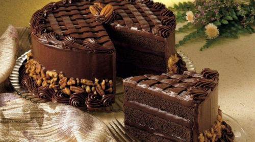 торт-«Черная-магия»