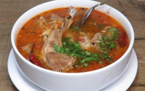 Ароматный-суп-Харчо