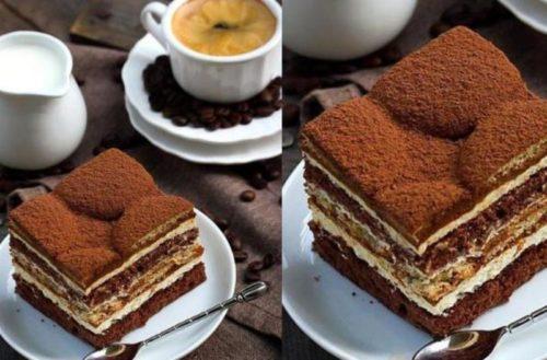 Бисквитный-тортик-Вкус-латте-макиато