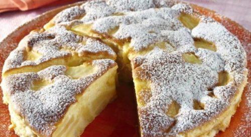 Итальянский-пирог-с-яблоками