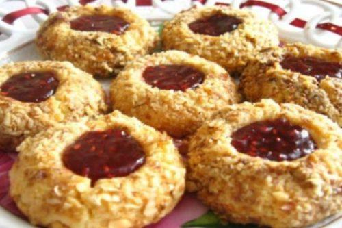 Песочное-печенье-Наперсток