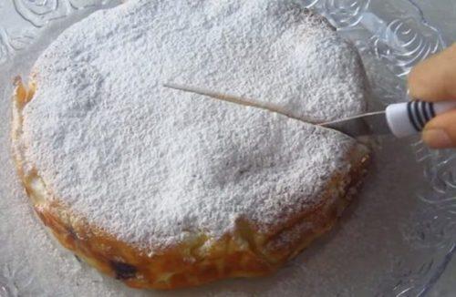 Пирог-Кружева
