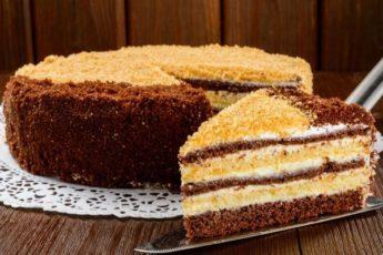 Простой-и-вкусный-тортик-на-скорую-руку