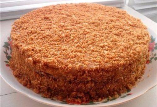 Простой-торт