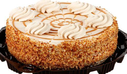 Торт-Крем-брюле