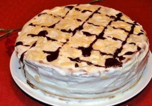 Торт-Мадам-Помпадур