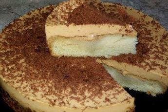 Торт-коровка