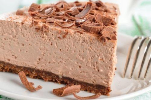 Торт-суфле-Белла