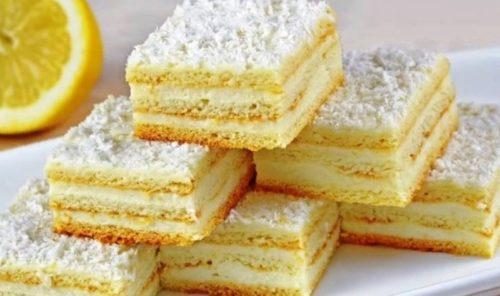 Вкуснейший-лимонный-пирог