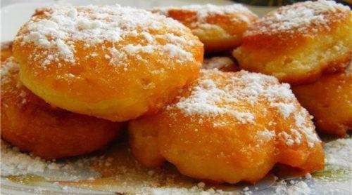 Воздушные-пончики-на-кефире