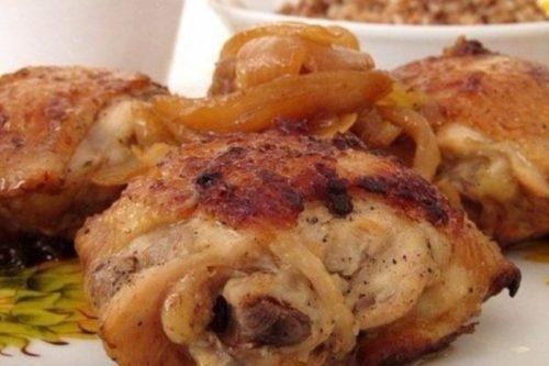 Жареные-куриные-бедра-со-вкусом-шашлыка