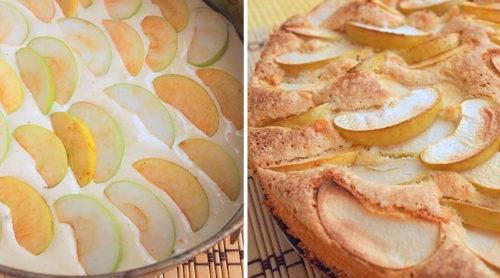 ароматный-яблочный-пирог