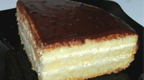 торт-Чародейка