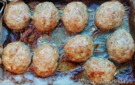 Приготовление рецепта Котлеты из свинины в духовке шаг 9