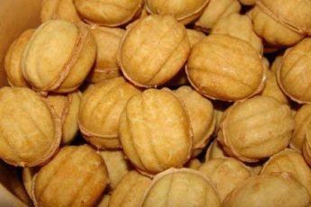 Печенье-Орешки