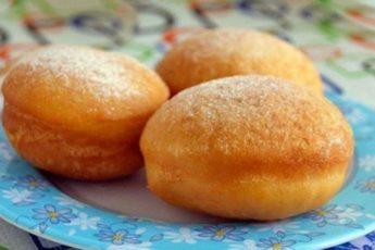 Пончики-на-сгущенке