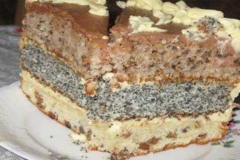 Торт-Каприз
