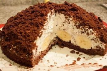Торт-Норка-крота