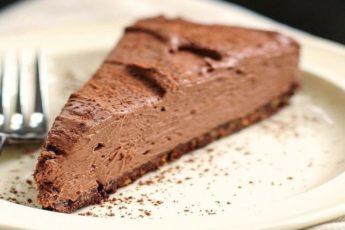 Торт-Шоколадная-нежность
