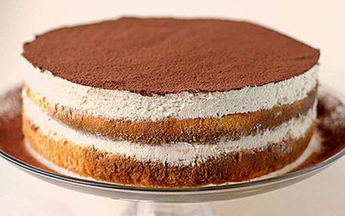 Вкуснейший-торт-тирамису