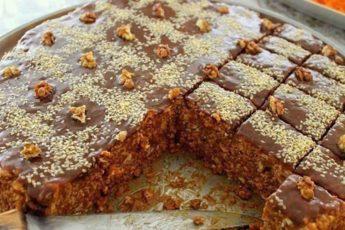 Вкусный-торт-Муравейник