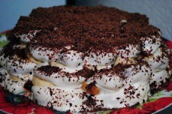 торт-без-выпечки-из-трех-ингредиентов