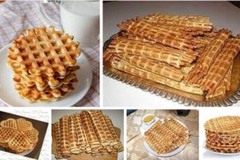 30-Рецептов-вафель-для-электровафельницы