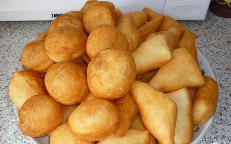Воздушные пончики «Баурсаки»