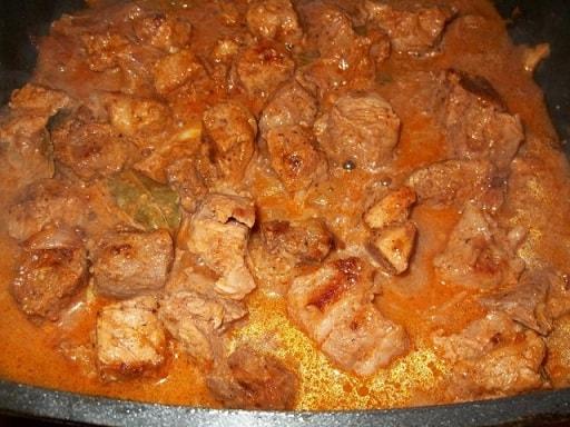 Оджахури - грузинское мясное блюдо для всей семьи (2)