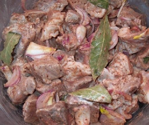 Оджахури - грузинское мясное блюдо для всей семьи (6)