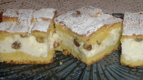 творожный-пирог-с-изюмом