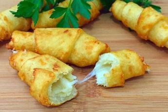 картофельные-рогалики