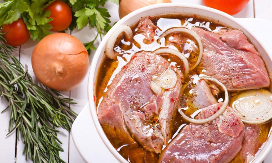 Подборка маринадов для запекания мяса