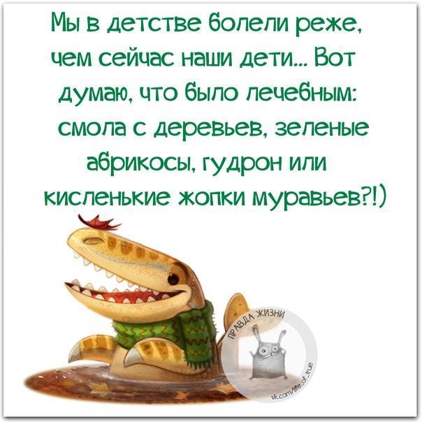 Смешная правда жизни, рассмешит вас