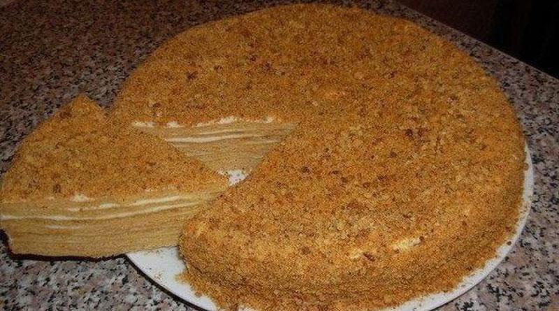 Торты СССР. 9 рецептов любимых тортов из детства. Рай для сладкоежек!