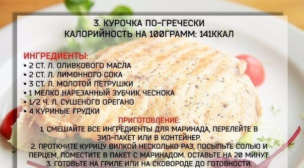 ТОП-6 вкусных блюд из куриной грудки