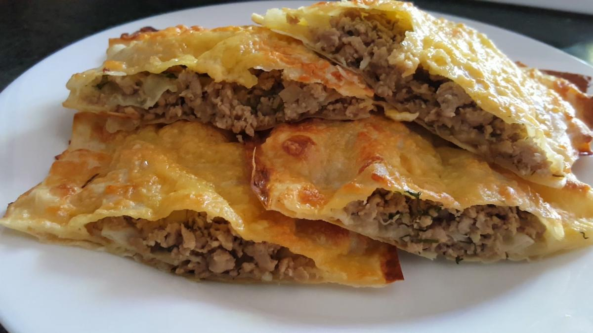 Пирожки без теста с мясом: оторваться невоможно