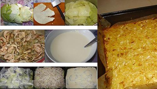 ТОП-8 Пироги с капустой — на любой вкус