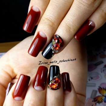 JamAdvice_com_ua_dark-red-nail-art_6