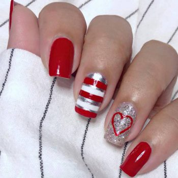 JamAdvice_com_ua_nail-art-red-with-silver_5