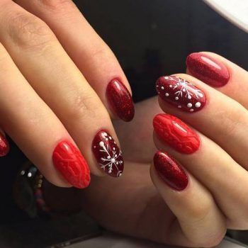 JamAdvice_com_ua_new-year's-red-nail-art_1